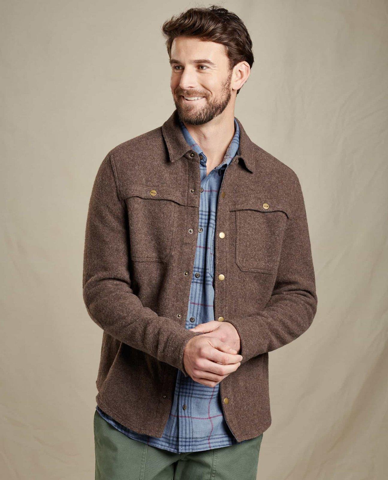 Toad&Co. Kennicott shirt jacket