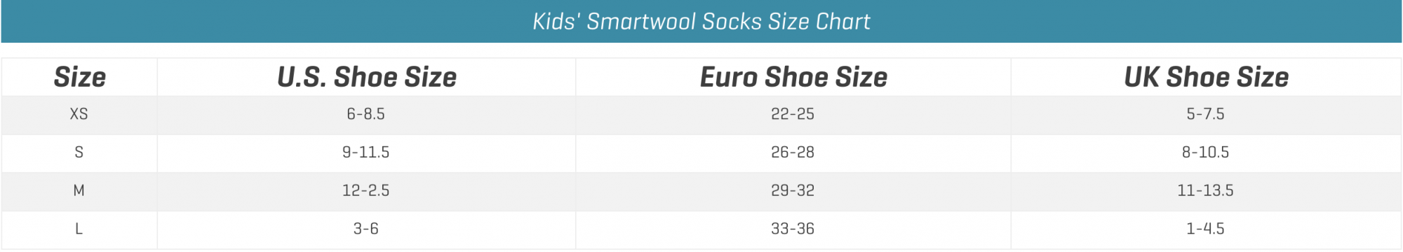 Smartwool Kid Socks