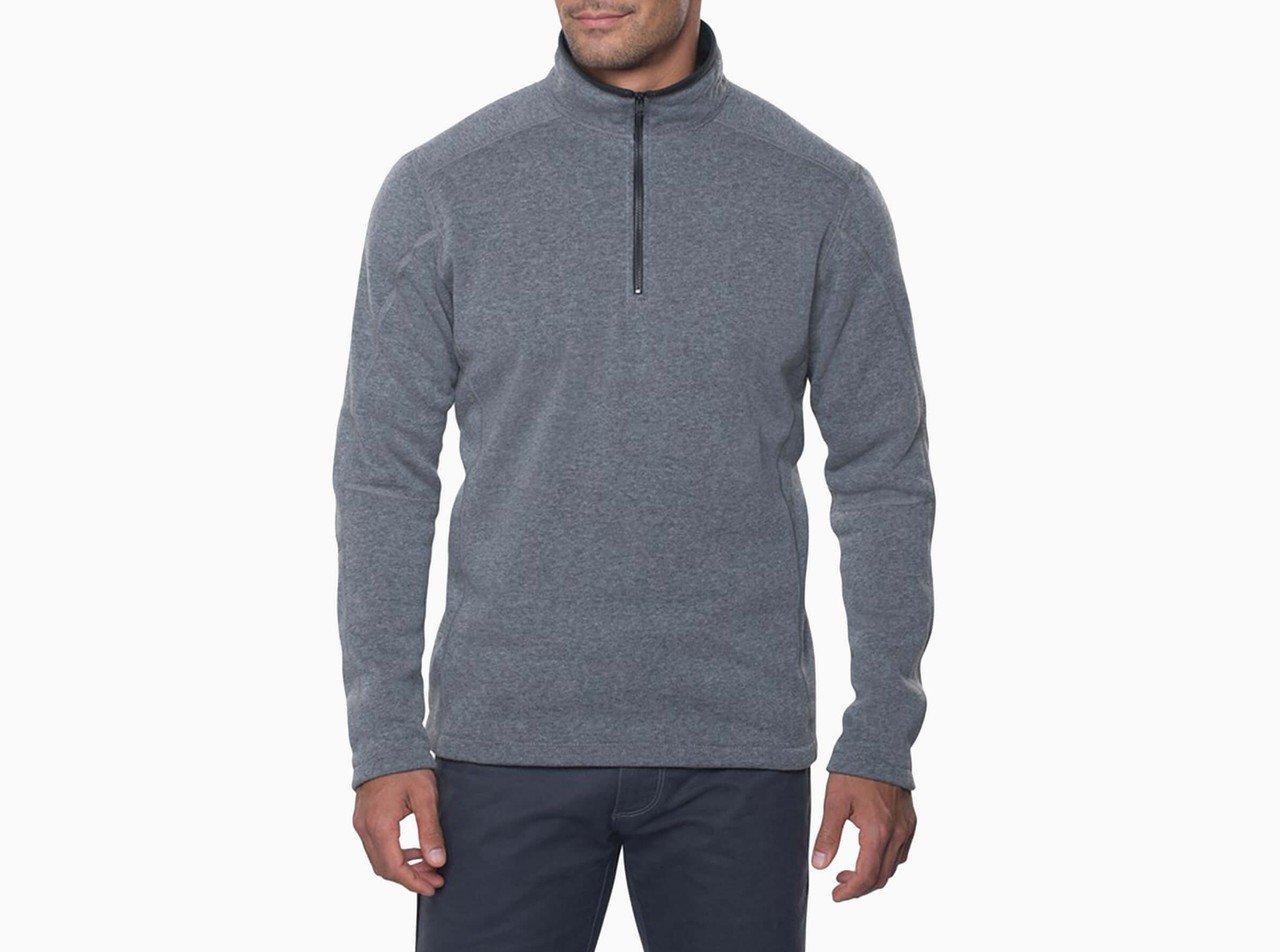 Kuhl Men's Revel 1/4 Zip Sweater