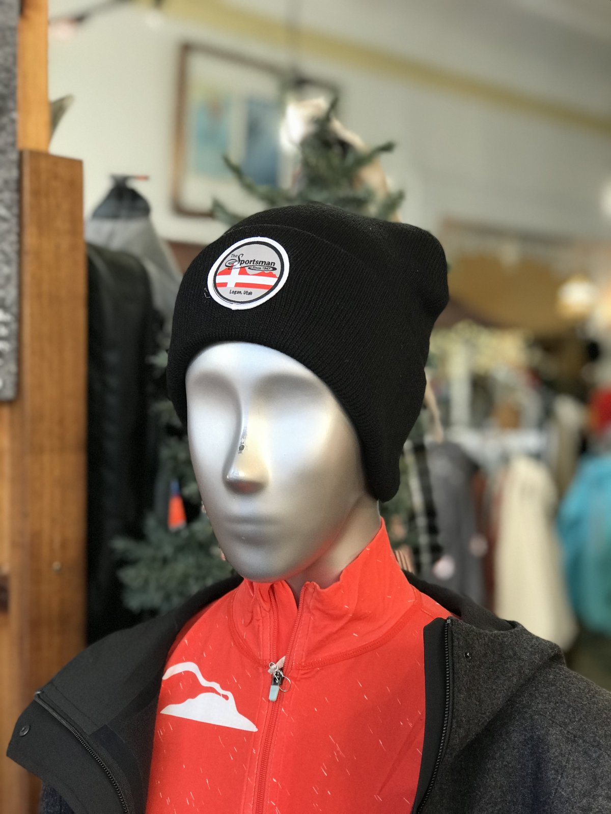 The Sportsman Logo Beanie