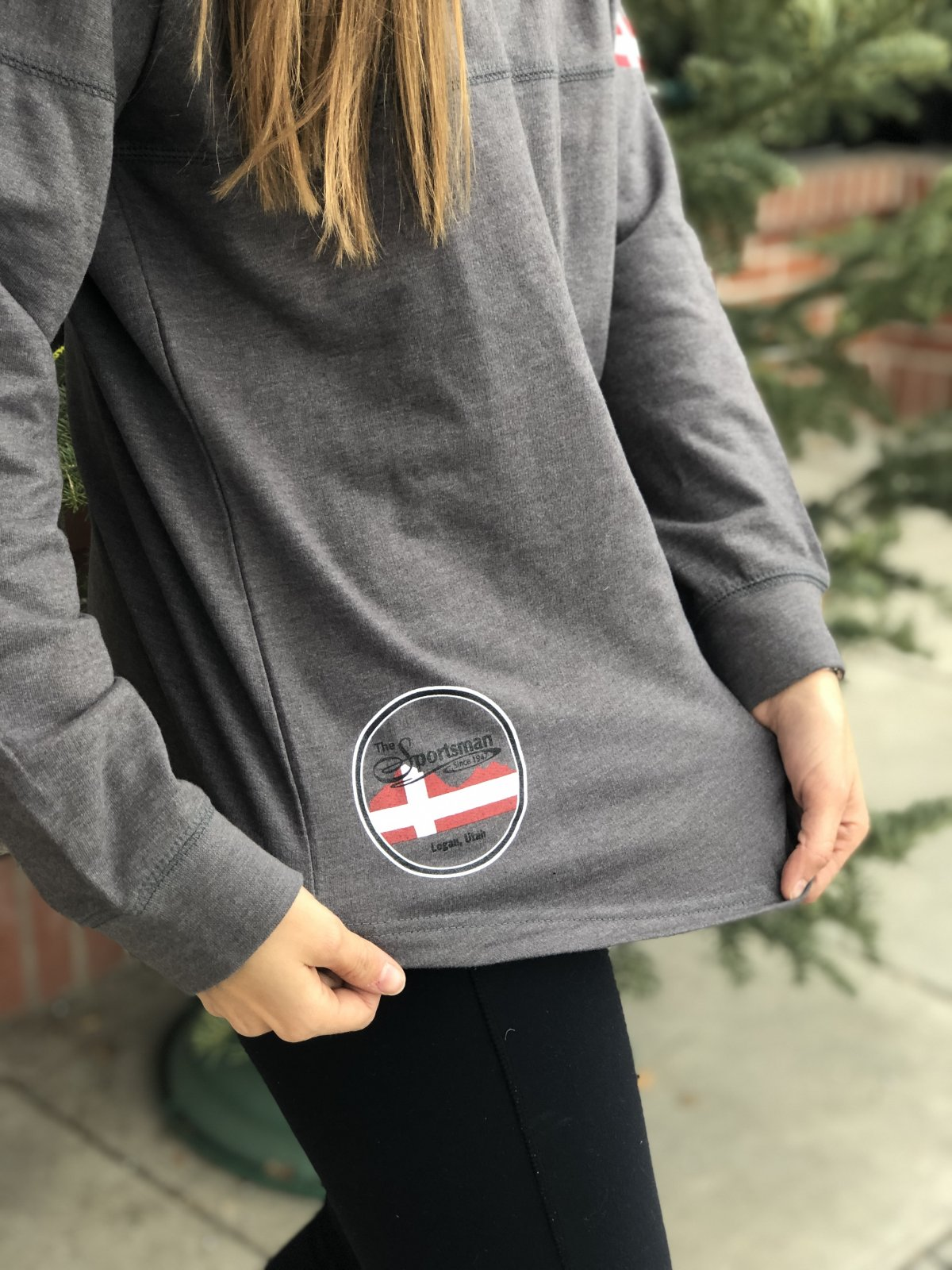 The Sportsman Logo Women's Athena Sweatshirt