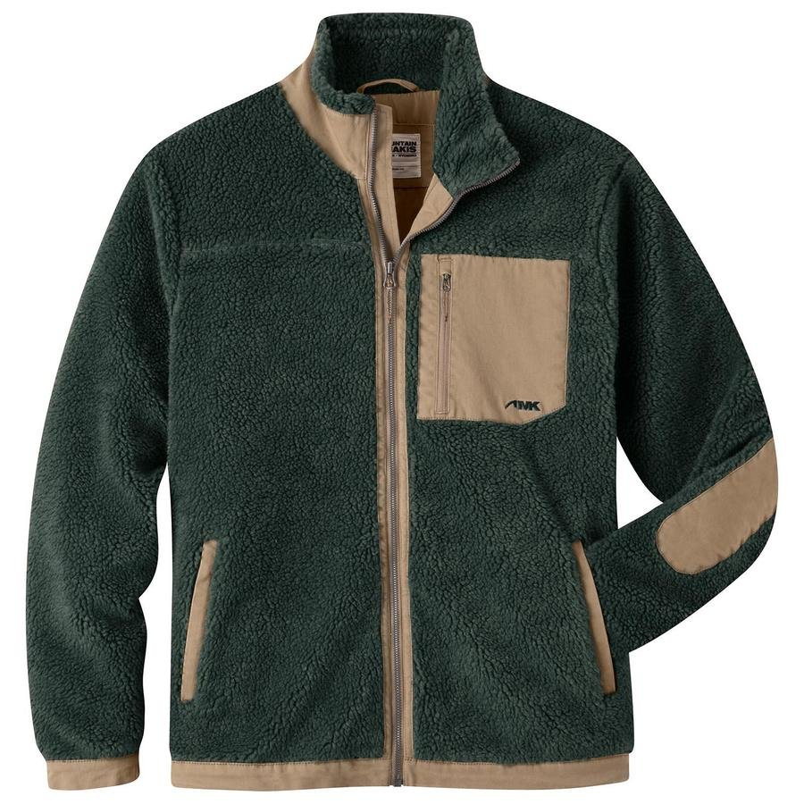 Mountain Khakis Mens Fourteener Fleece Jacket