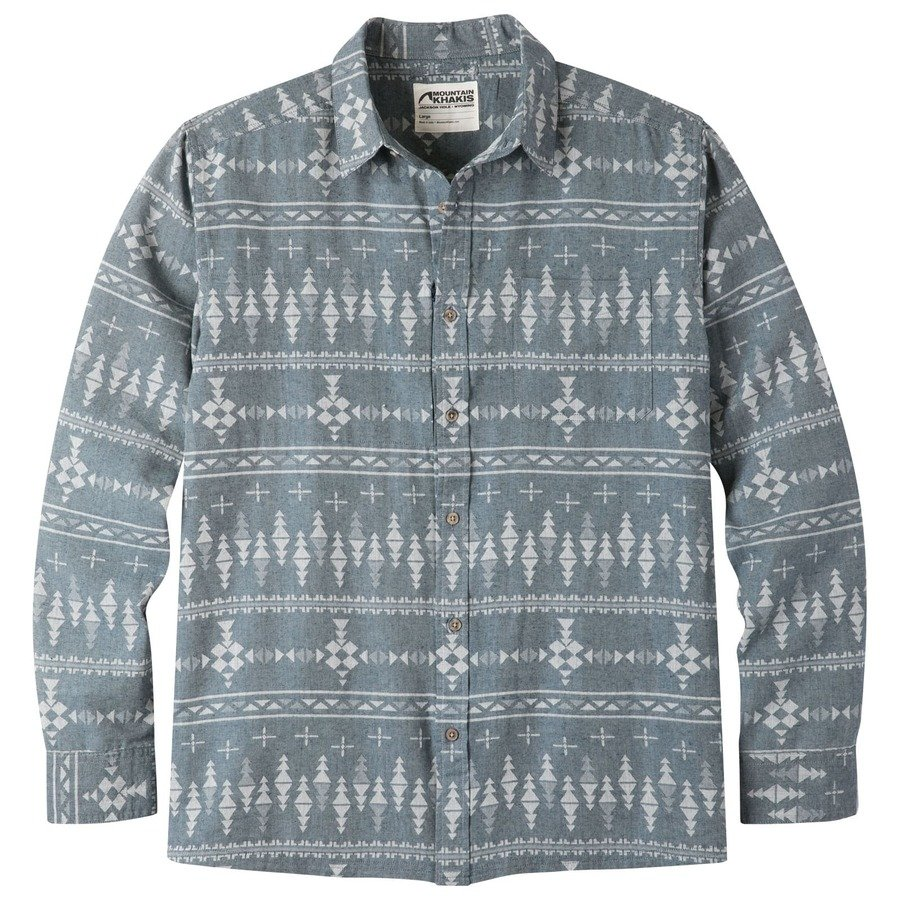 Mountain Khaki Men's Stash Flannel Shirt