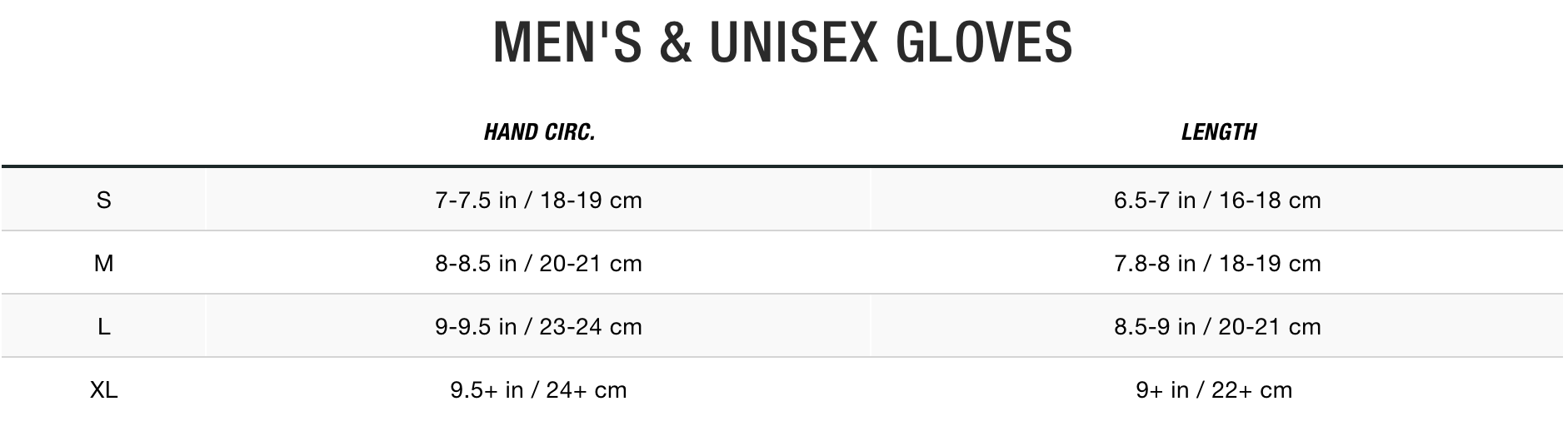TNF Men & Unisex Gloves