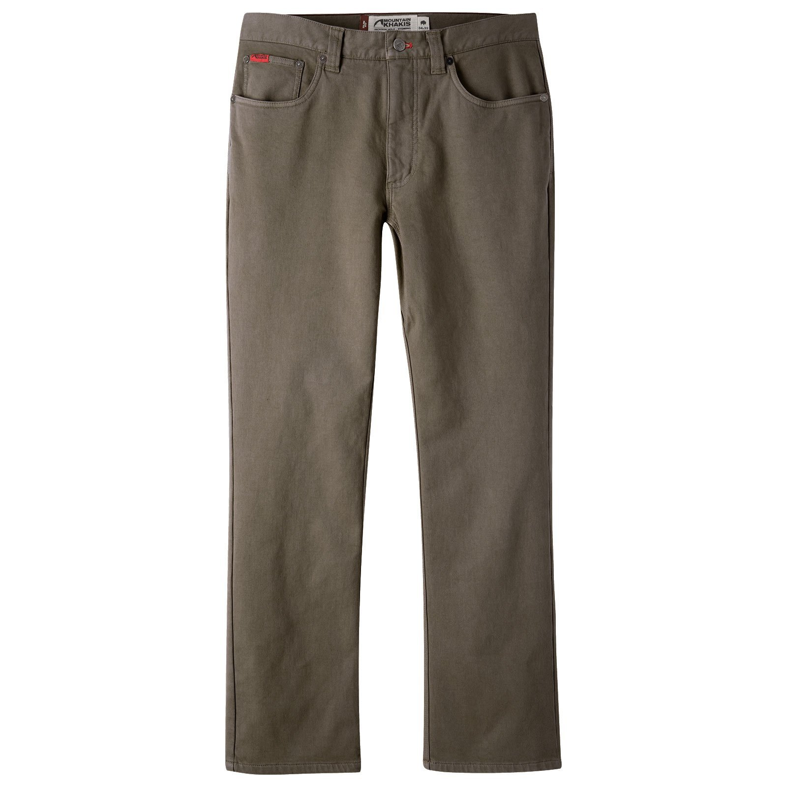 Mountain Khaki M Cody Slim Tailored Pant
