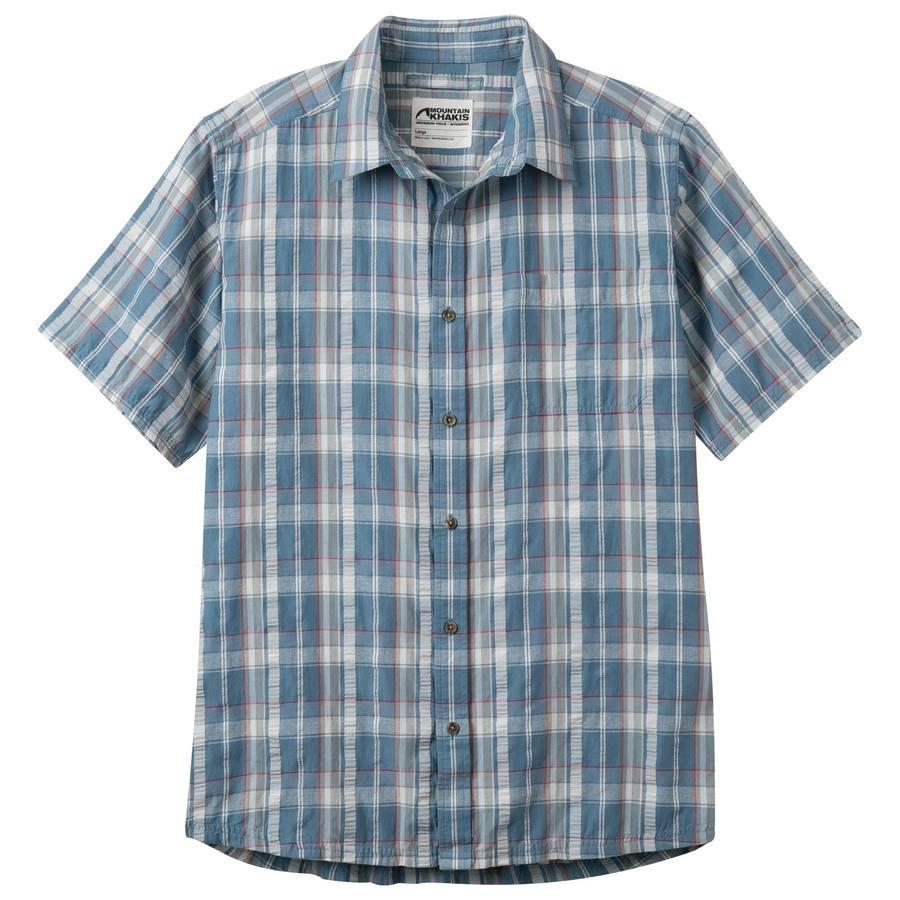 Mountain Khakis Men's Crags EC Short Sleeve Shirt