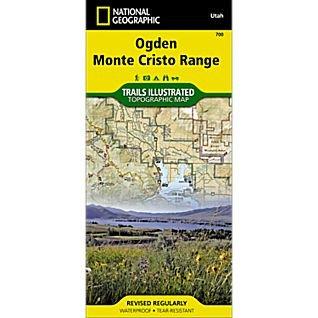 National Geographic Ogden Map