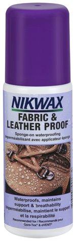 Nikwax Fabric & Leather Proof 125ml