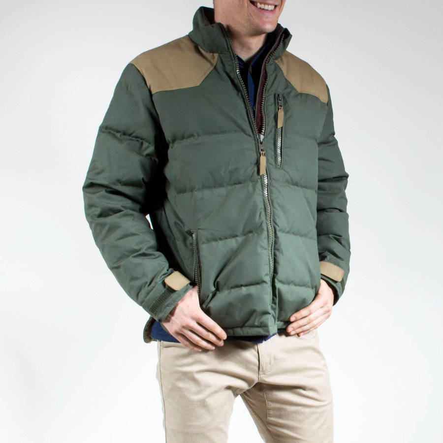 Mountain Khaki Men's Outlaw Down Jacket