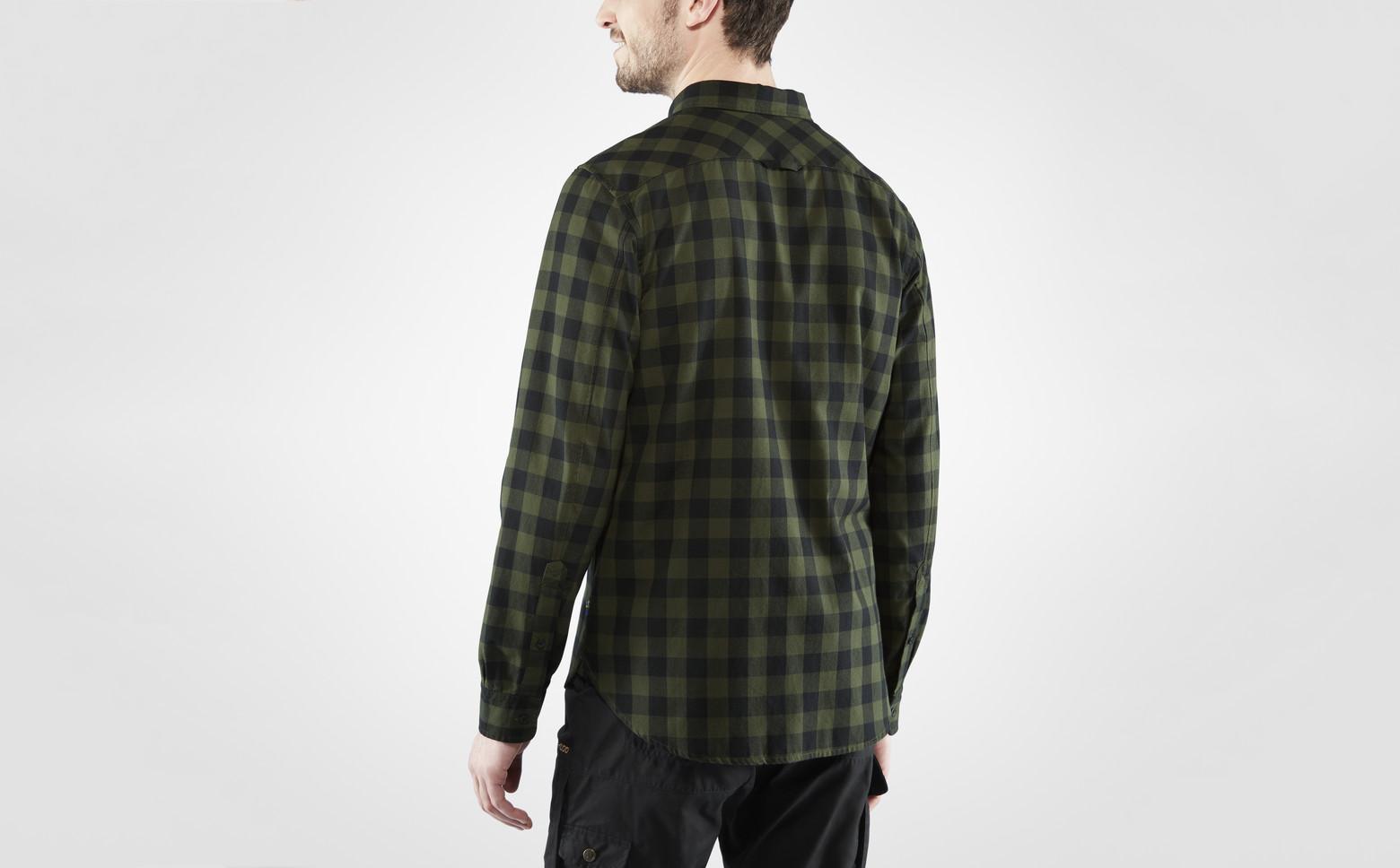 Fjallraven Men's Ovik Check Shirt