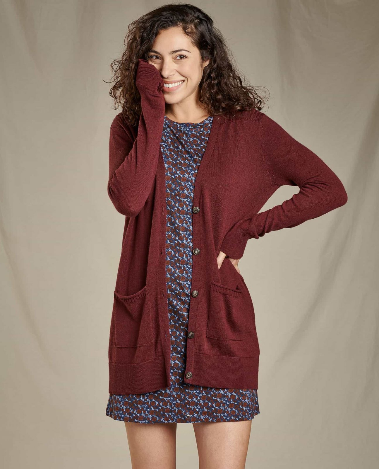 Toad & Co Women's Cassidy Cardigan