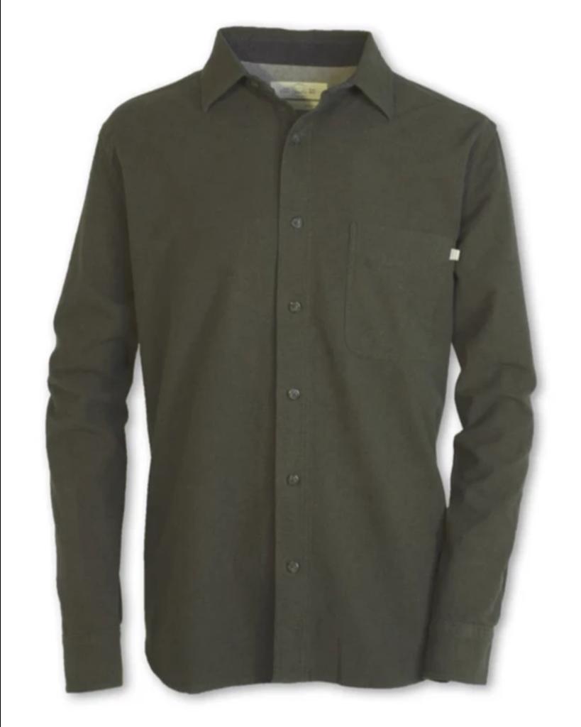 Purnell chamois shirt