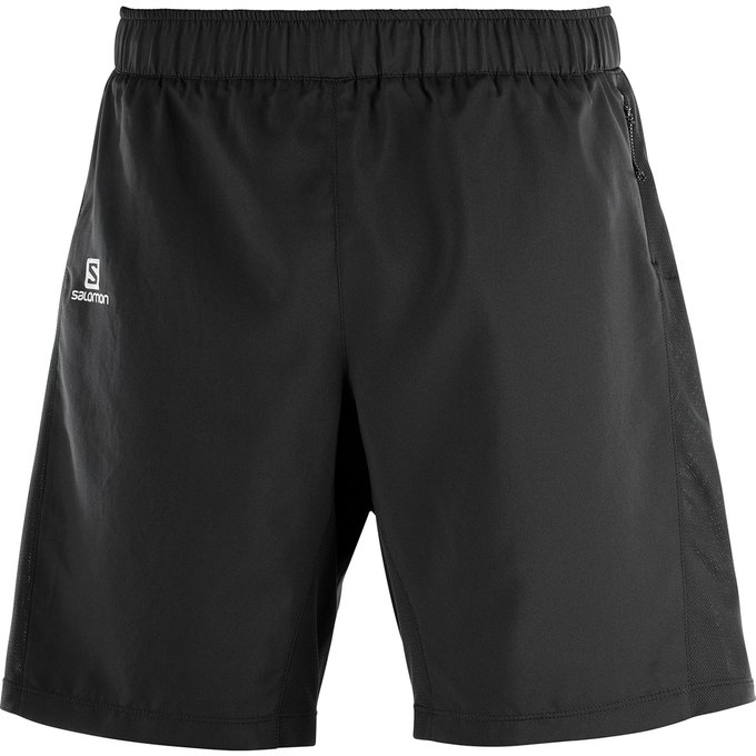 Salomon Mens Agile 2 In 1 Short