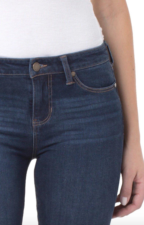 Liverpool Jeans Women's Abby Corvus Dark