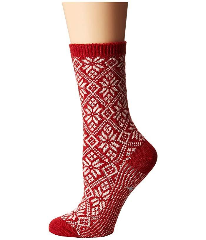 Smartwool Womens Traditional Snowflake Sock
