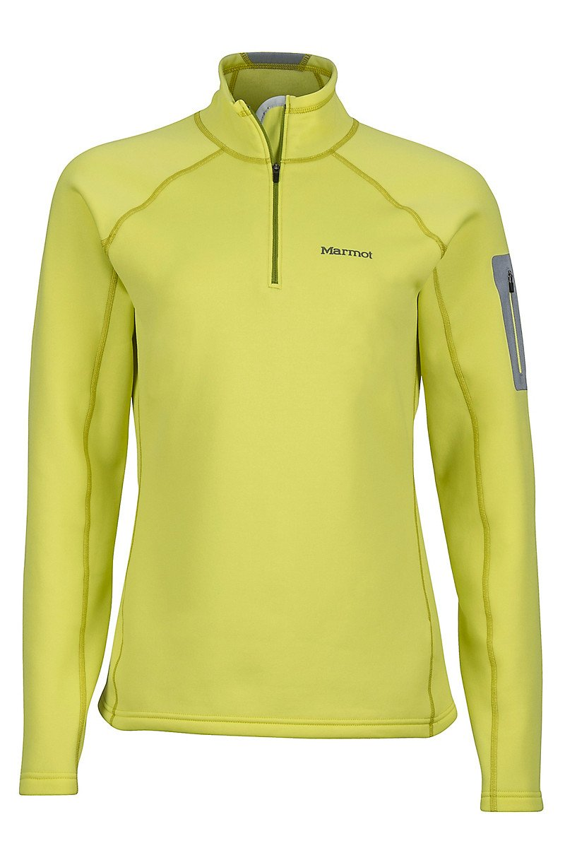 Marmot Women's Stretch Fleece 1/2 Zip