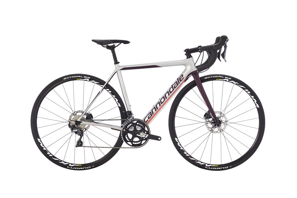 Cannondale Women's SuperSix Evo Carbon Disc Ultegra