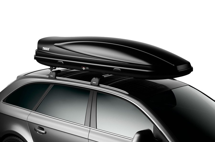 Thule Force XXL Black