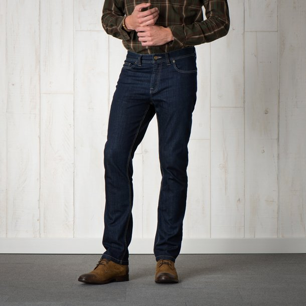 Toad&Co Drover Lean Denim Pant