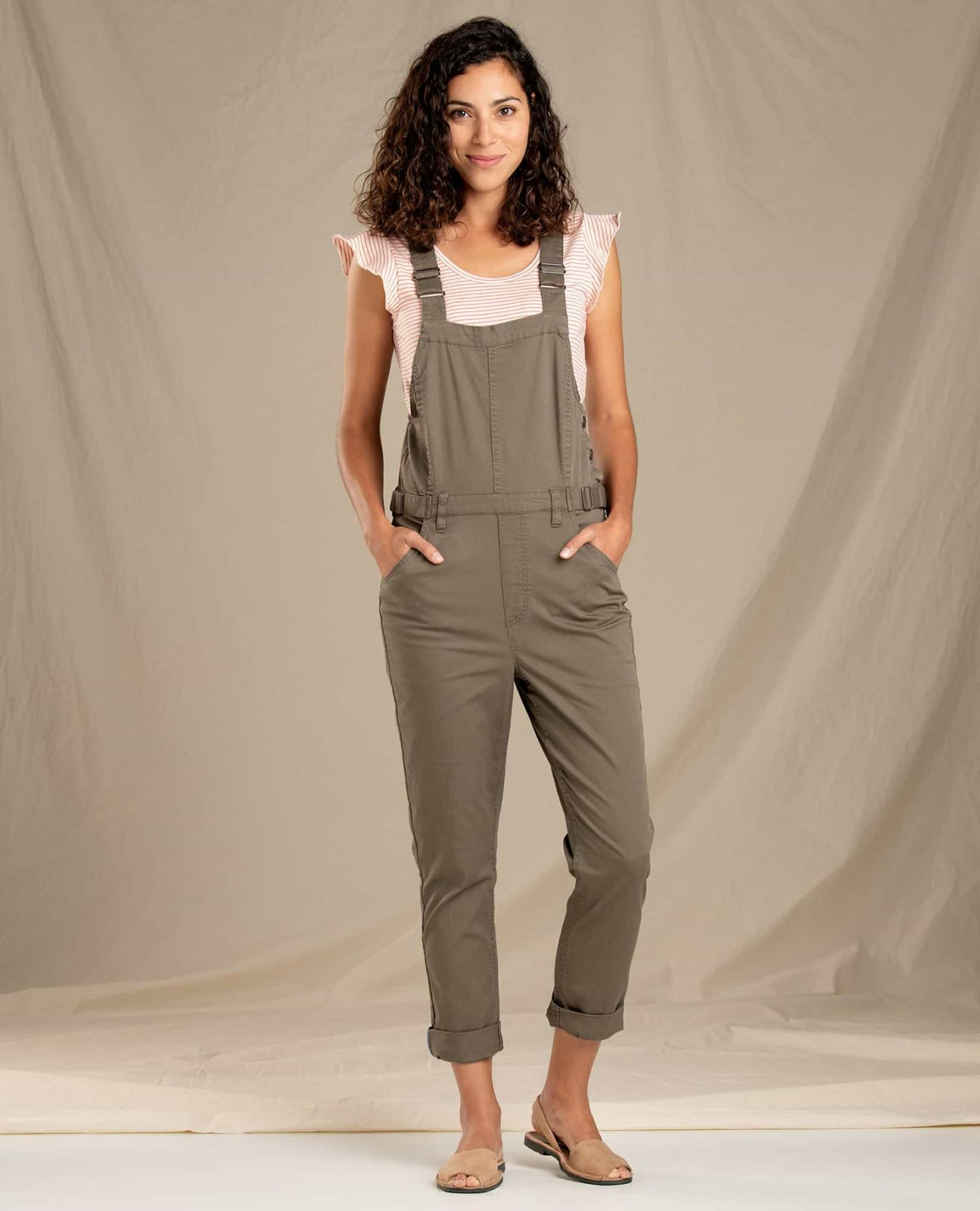 Toad & Co Touchstone Overalls