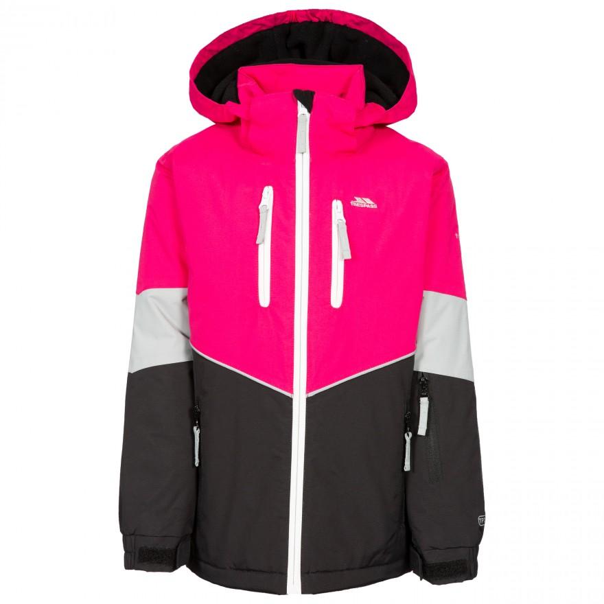 Trespass Olivvia Female Ski Jacket Black