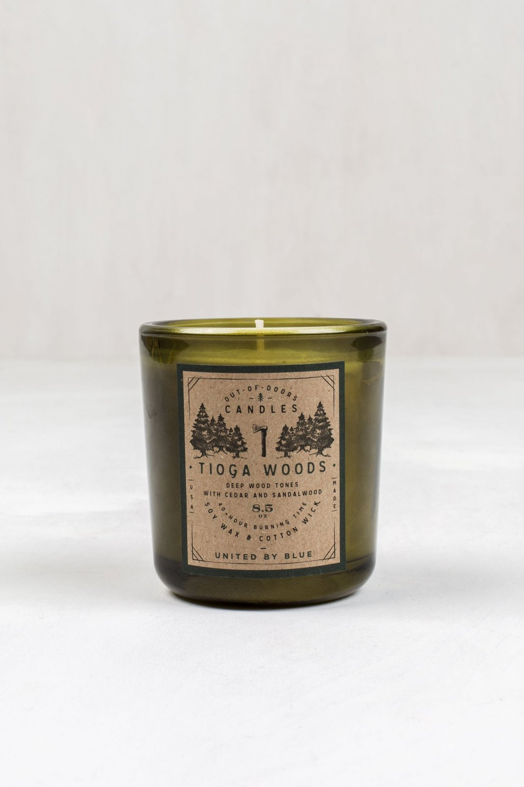 United By Blue Out-of-Doors Candle
