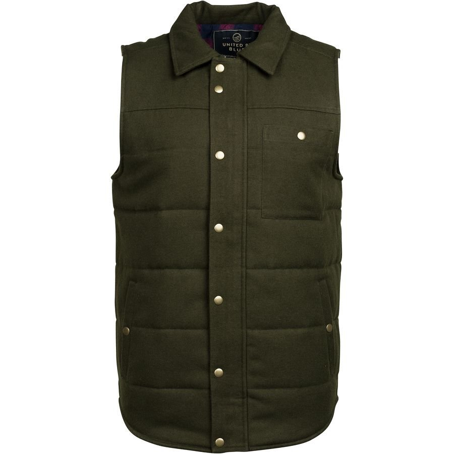 United By Blue Mens Drummond Vest