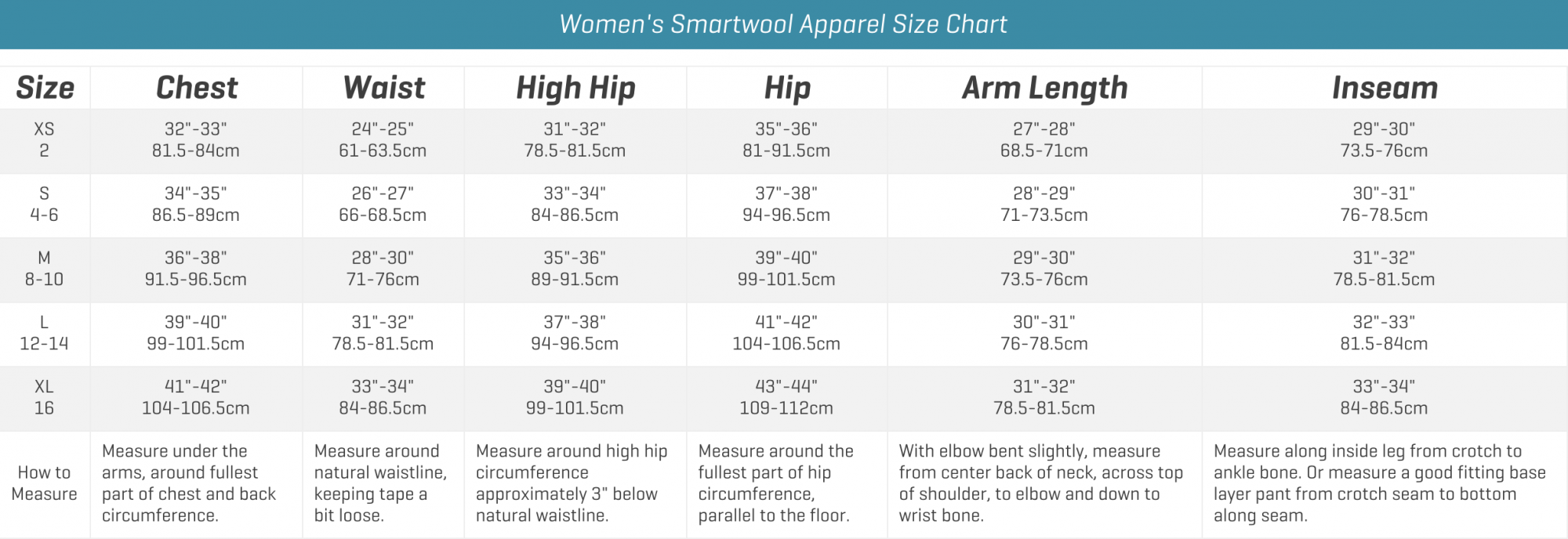 Smartwool Women Apparel