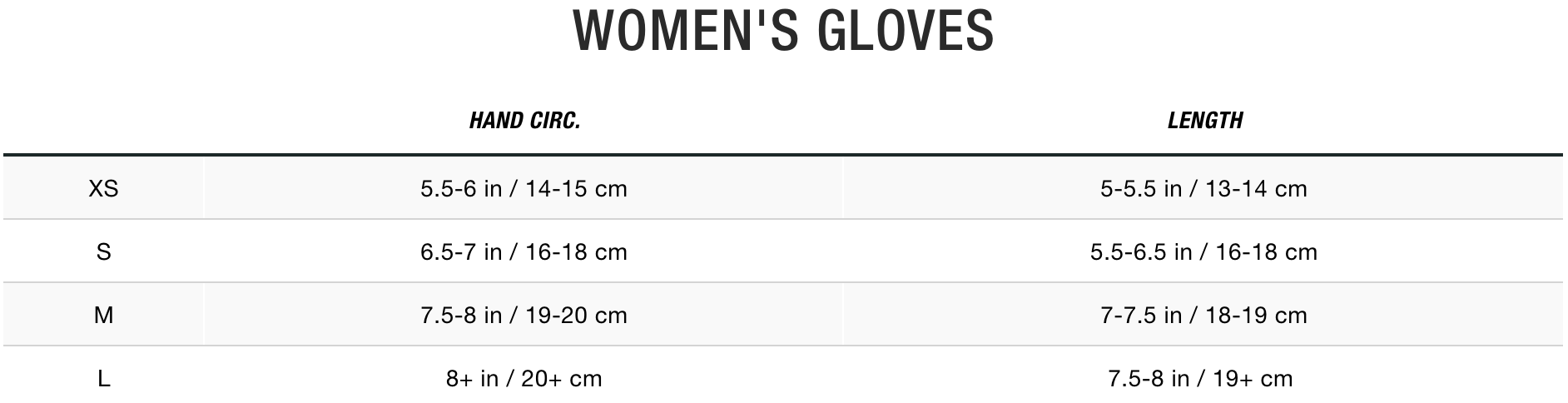 TNF Women Gloves