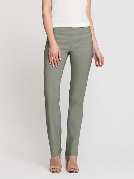 Nic + Zoe Wonderstretch Pant and Wonderstretch Zip Pant