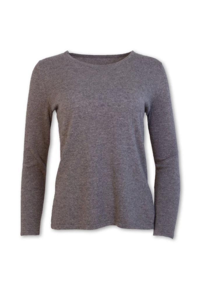 Purnell Women's Wool crew sweater