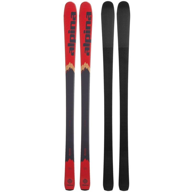Alpina Discovery 102 BC Skis