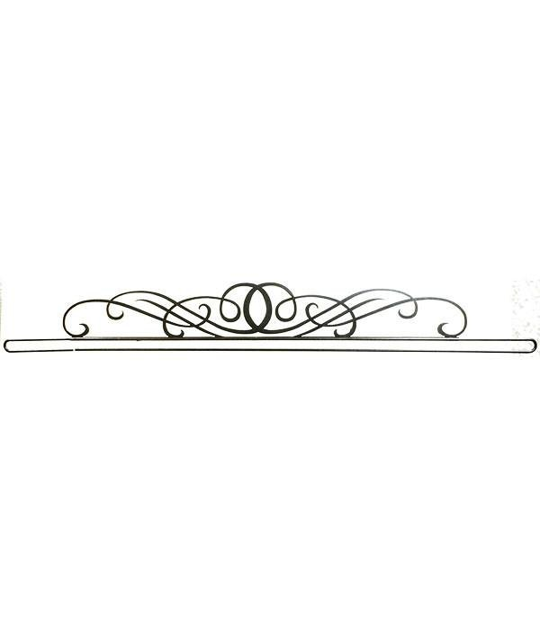 ACKFELD 36in Windy Scroll Hanger