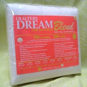 QUILTERS DREAM BATT BLEND CRIB