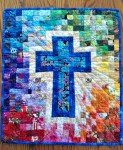 CUT LOOSE RAINBOW CROSS
