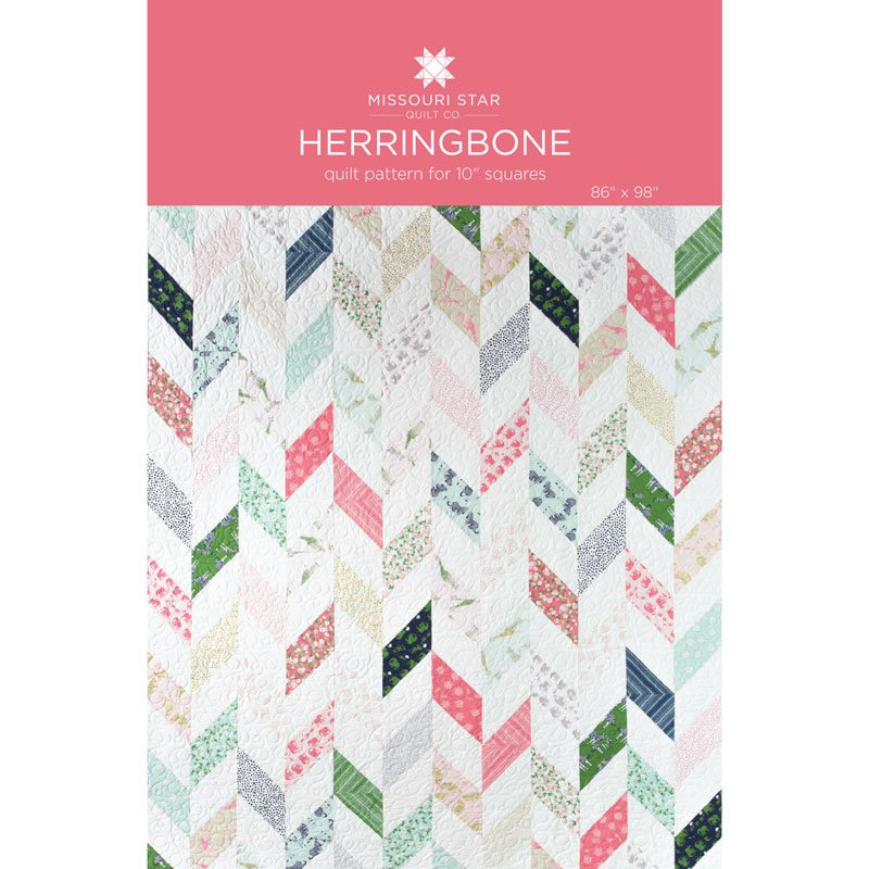 MISSOURI STAR HERRINGBONE PATTERN