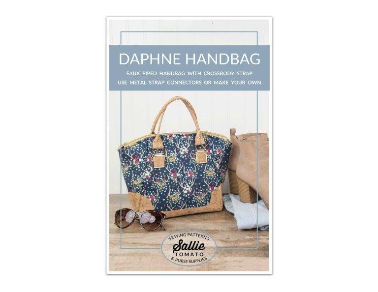 CORK BAG PATTERN - DAPHNE BAG
