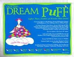 QUILTERS DREAM BATT PUFF TWIN