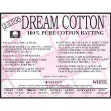 QUILTERS DREAM BATT SELECT TWIN