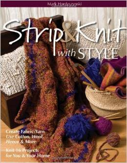 STRIP AND KNIT WITH STYLE