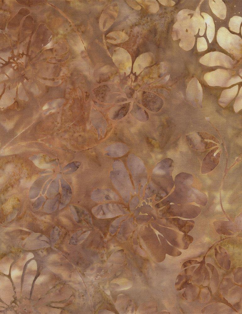 Acorn Floral Batik