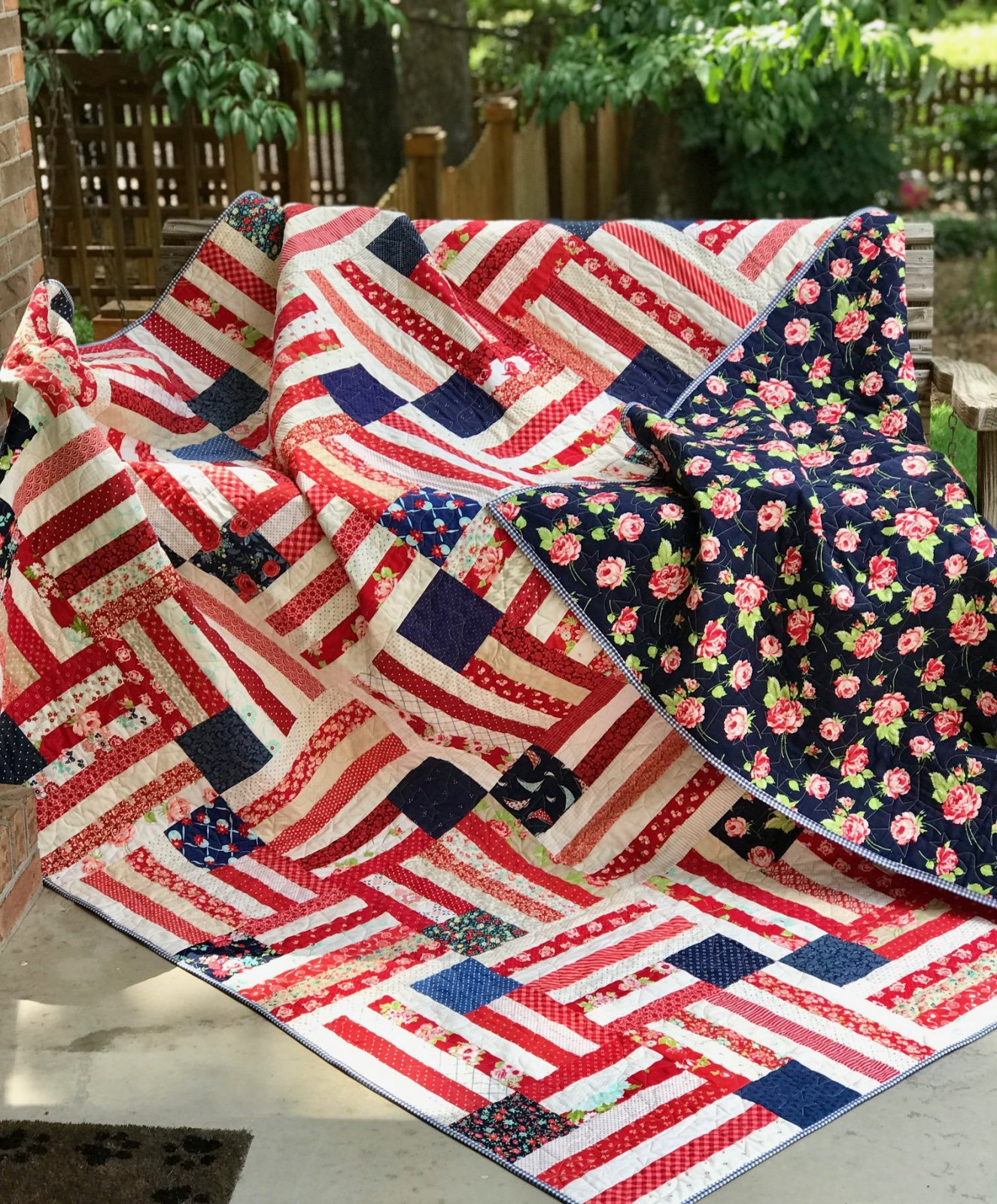 American Dream Quilt Kit