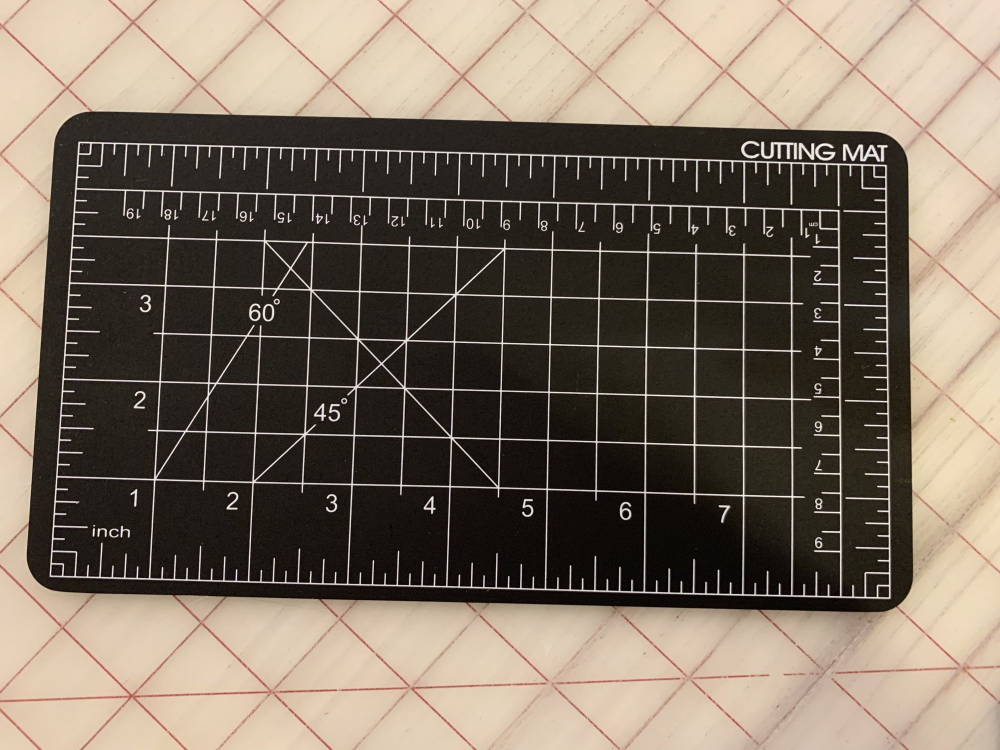 Mini Cutting Mat 5 x 9