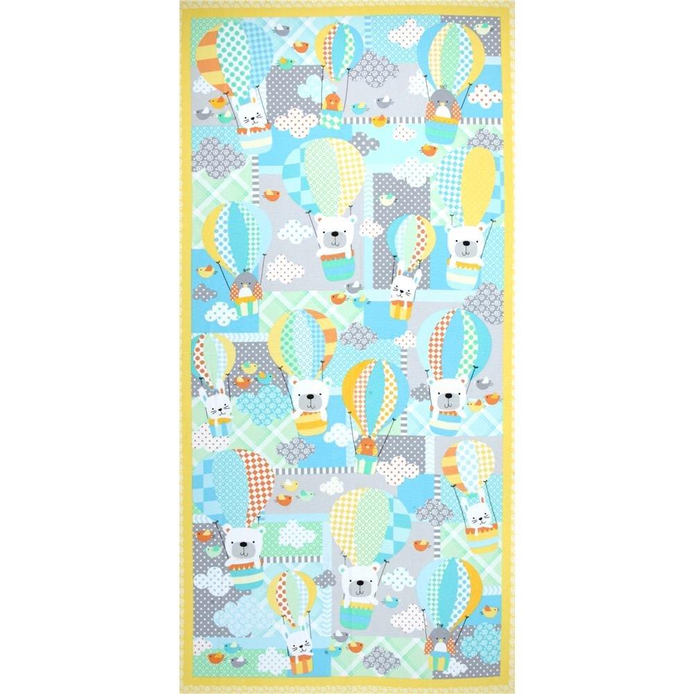 Sunshine Breezy Baby Panel