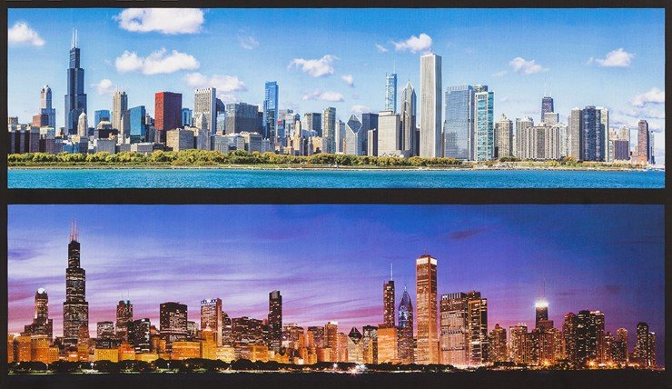 City Of Chicago Scapes