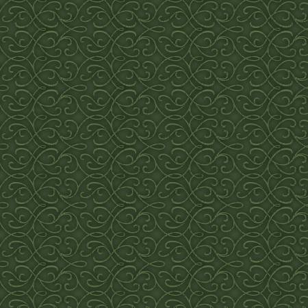 Filigree Texture GREEN