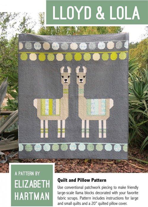 Lloyd & Lola Pattern by Elizabeth Hartman