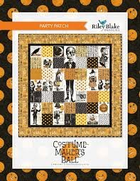 Party Patch Kit - Costume Maker's Ball