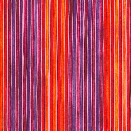 Synchronicity, WILD Colorful Stripe