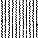 Urban Scandinavian  White/Black Stripe